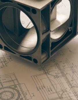 Проектирование и изготовление литейной оснастки